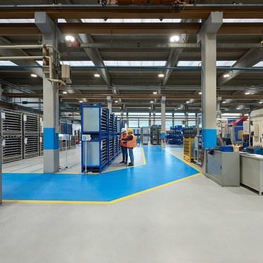 installazione sistemi LED aziendali Brescia