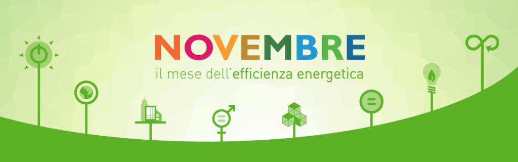 novembre mese efficienza energetica